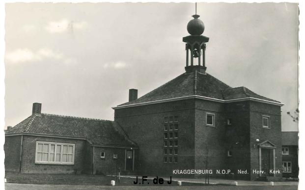 Kraggenburg - NH Kerk3