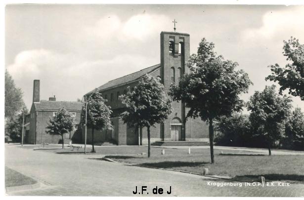 Kraggenburg - RK Kerk2