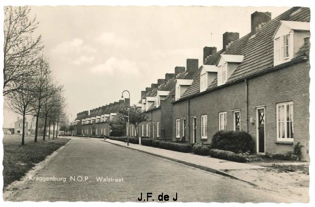 Kraggenburg - Walstraat