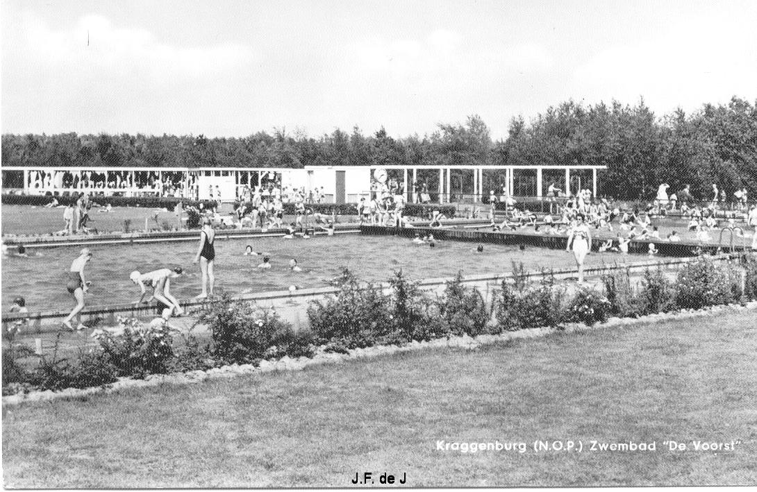Kraggenburg - Zwembad de Voorst