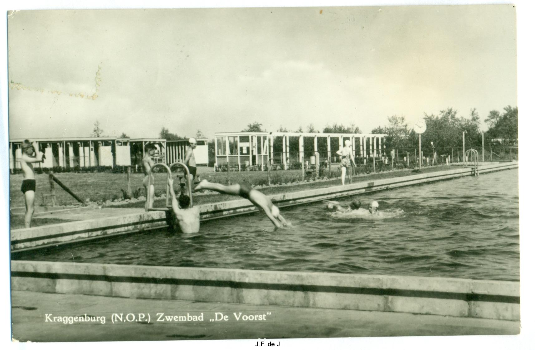 Zwembad Kraggenburg