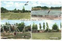 Kraggenburg - Groeten uit Camping De Voorst3