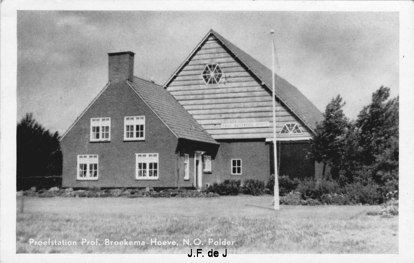 NOP - Prof Broekemahoeve Proefstation