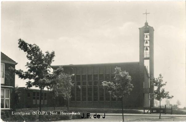 Luttelgeest - NH Kerk2