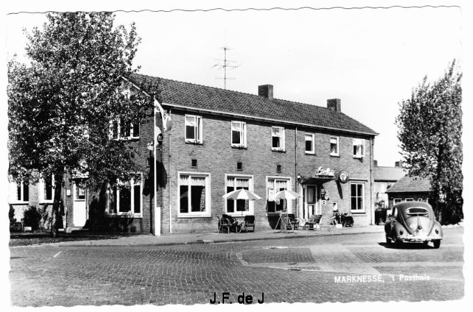 Marknesse - Breestraat - 't Posthuis2