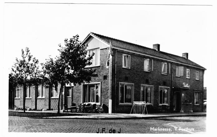 Marknesse - Breestraat - 't Posthuis3