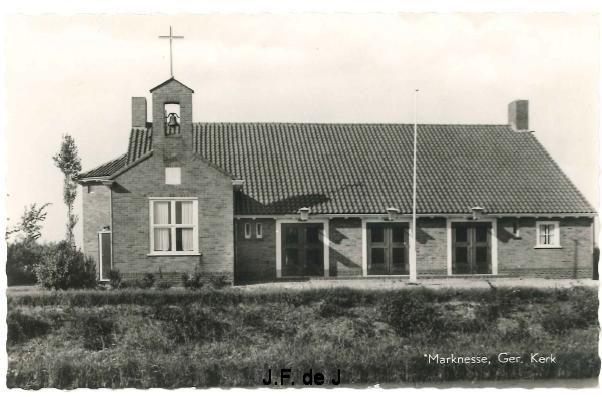 Marknesse - Ger Kerk2