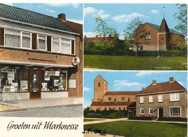 Marknesse - Groeten uit Marknesse6