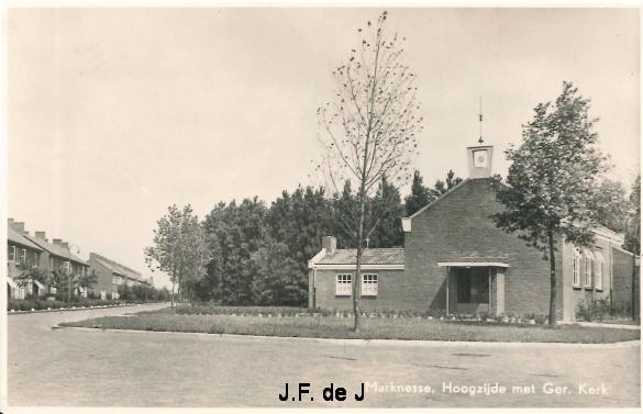 Marknesse - Hoogzijde - Ger Kerk Art 31