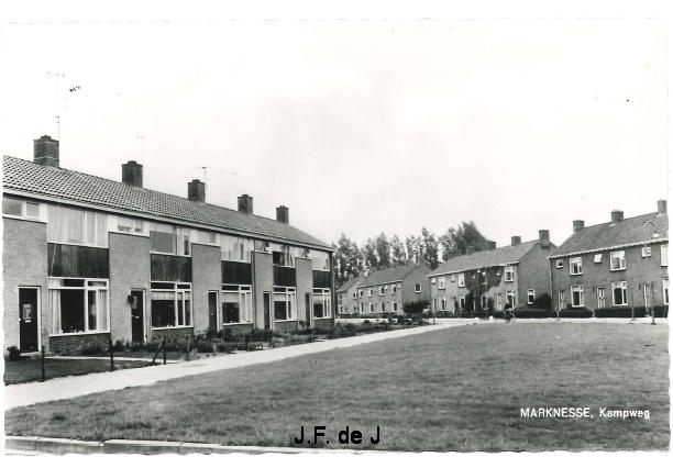 Marknesse - Kampweg