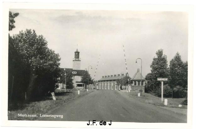 Marknesse - Leemringweg