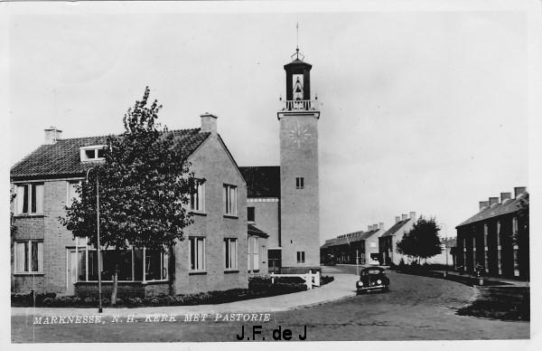 Marknesse - NH Kerk  - Pastorie
