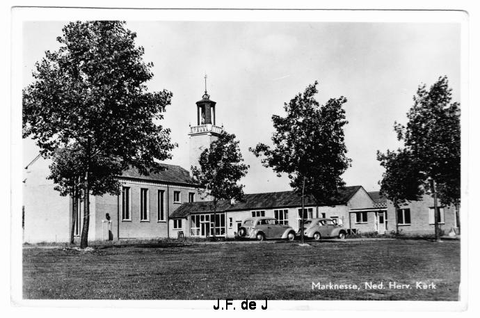 Marknesse - NH Kerk