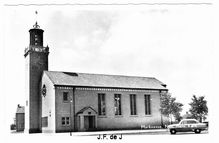 Marknesse - NH Kerk3