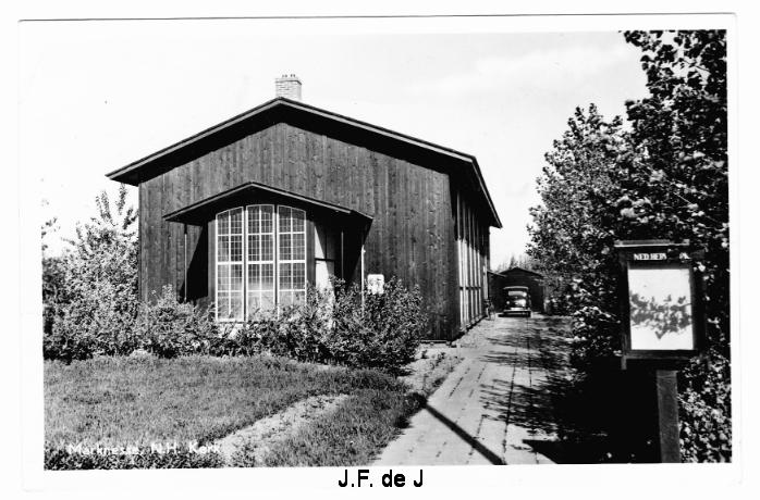 Marknesse - NH Kerk9