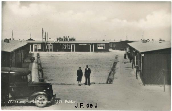 Marknesse - Werkkamp - Dorp B3
