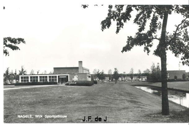 Nagele - Wijk sportgebouw