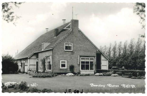 Rutten - Boerderij