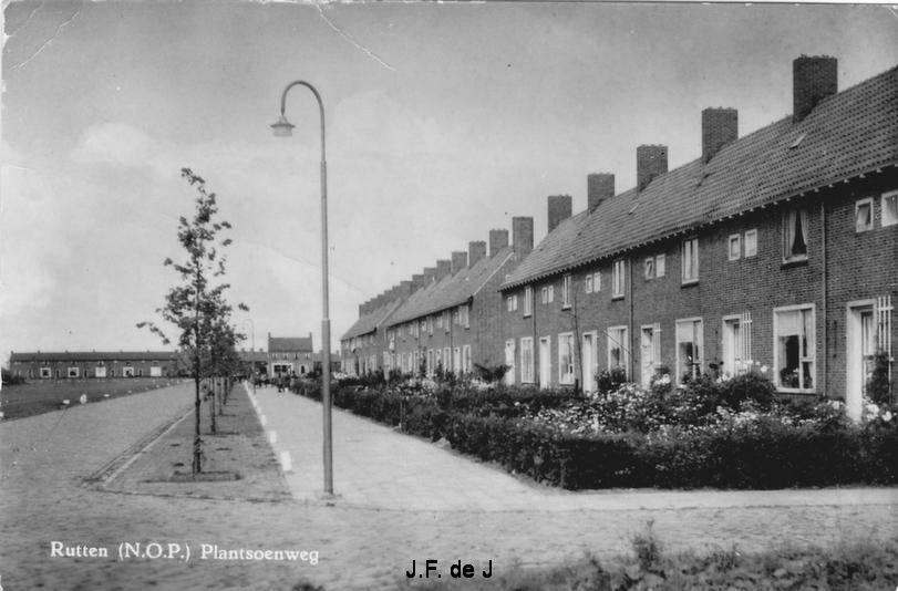 Rutten - Plantsoenweg