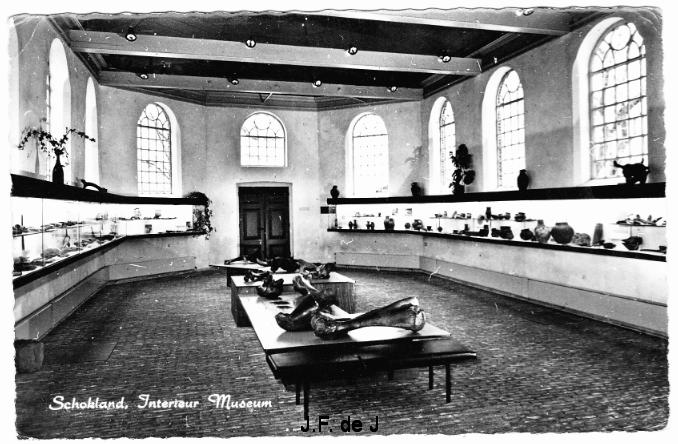 Schokland - Museum