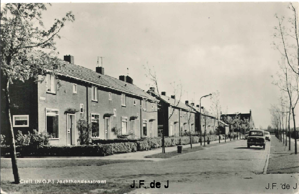 Creil - Jachthondenstraat