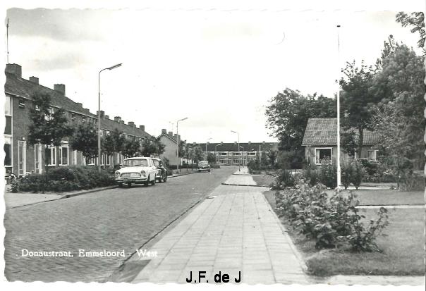 Emmeloord - Donaustraat
