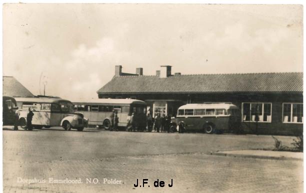 Emmeloord - Dorpshuis