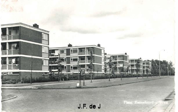 Emmeloord - Flats Emmeloord West