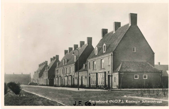 Emmeloord - Koningin Julianastraat2
