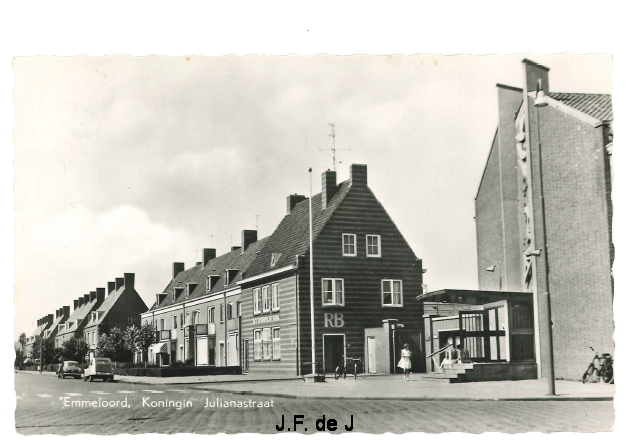 Emmeloord - Koningin Julianastraat4