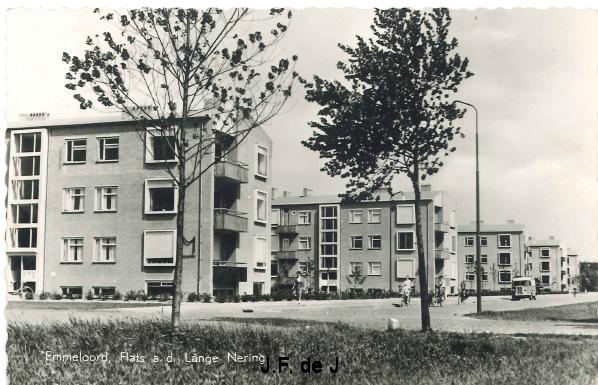 Emmeloord - Lange Nering Flats2