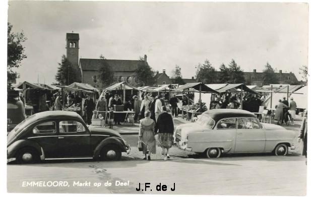 Emmeloord - Markt op de Deel