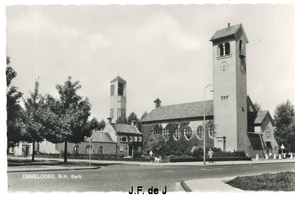 Emmeloord - NH Kerk11