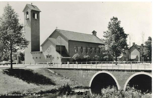 Emmeloord - NH Kerk12