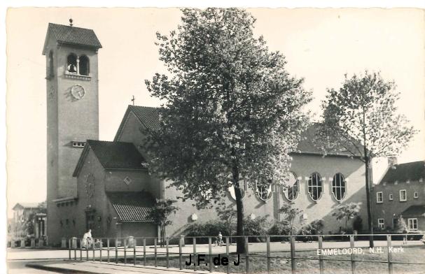 Emmeloord - NH Kerk15