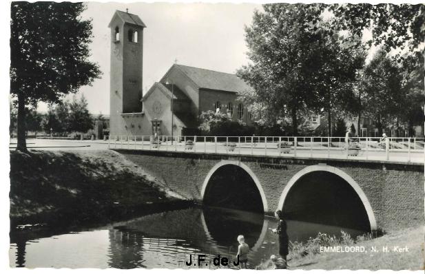 Emmeloord - NH Kerk17