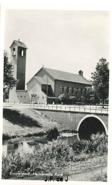 Emmeloord - NH Kerk2