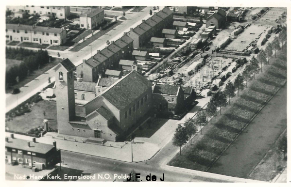 Emmeloord - NH Kerk6
