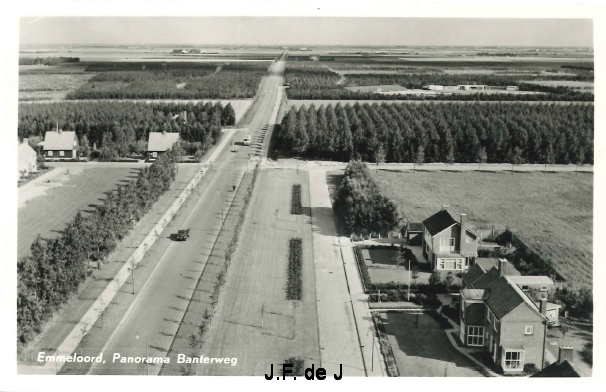 Emmeloord - Panorama Banterweg