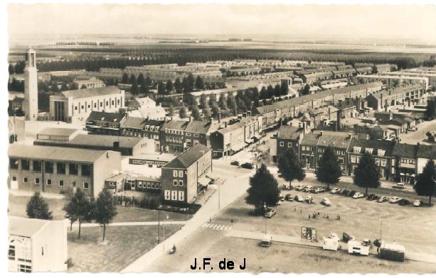 Emmeloord - Panorama De Deel
