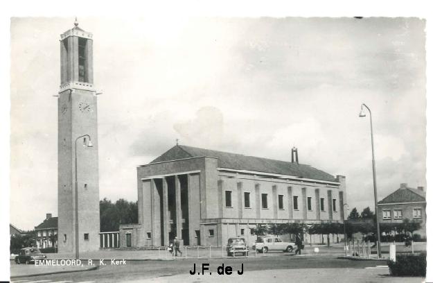 Emmeloord - RK Kerk