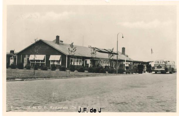 Emmeloord - Restaurant de Beurs2