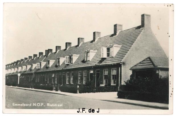 Emmeloord - Rietstraat
