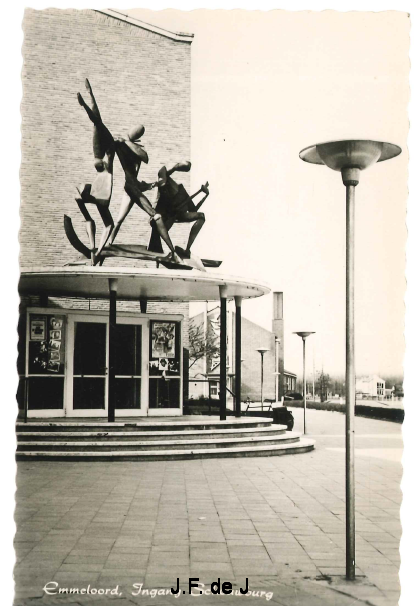 Emmeloord - Schouwburg Ingang
