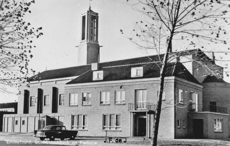 Emmeloord - St Michaelkerk