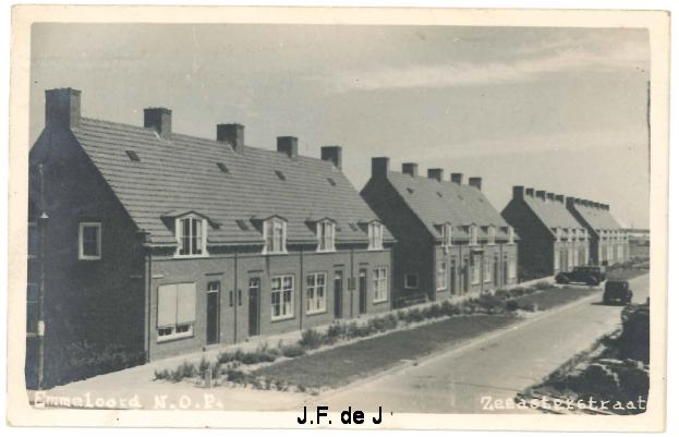 Emmeloord - Zeeasterstraat