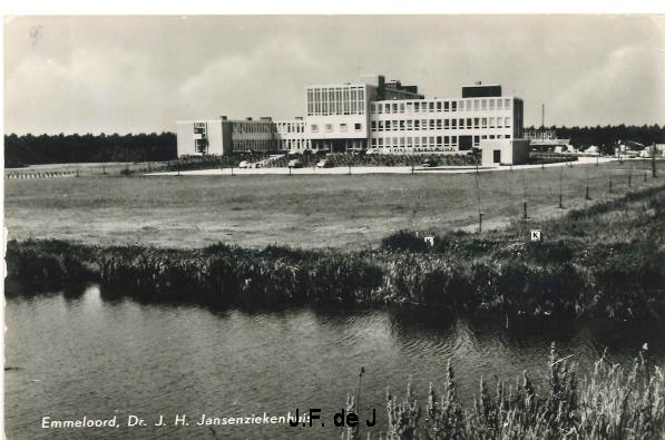 Emmeloord - dr Jansen Ziekenhuis4