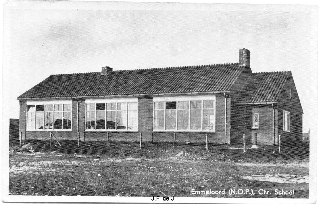 Emmeloord - Chr. School