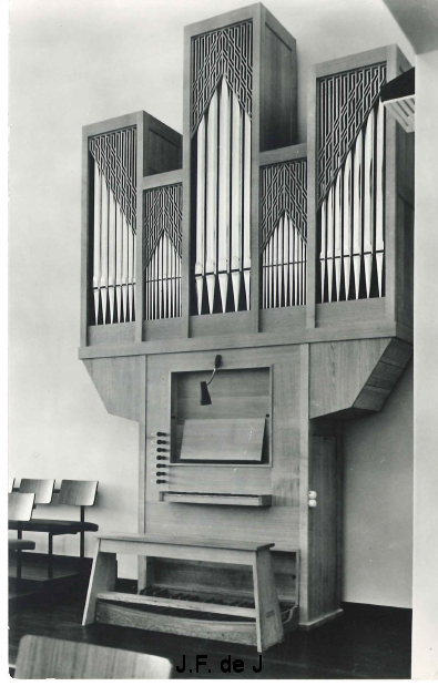 Espel - Kerkorgel