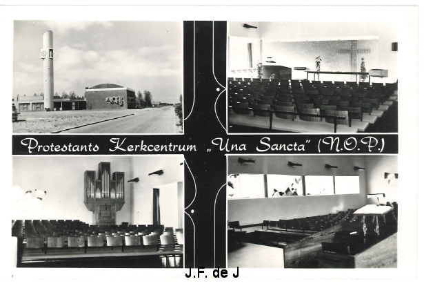 Espel - Protestants Kerkcentrum Una Sancta2